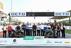 MotoGP Dipastikan Gelar Balapan Motor Listrik di 2019