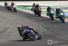 Pesimistis di Aragon, Rossi Harap Prediksinya Salah
