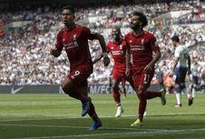 Tottenham vs Liverpool, Tren Kemenangan The Reds Berlanjut