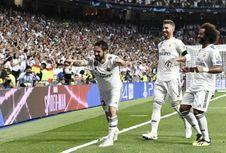Real Madrid Vs AS Roma, Isco Ucapkan Terima Kasih kepada Sergio Ramos