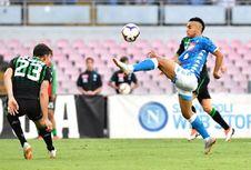 Hasil Liga Italia, Juventus Unggul 6 Poin atas Napoli