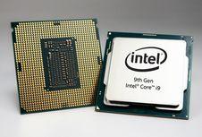 Prosesor Intel Core Generasi ke-9 Dukung RAM Hingga 128 GB