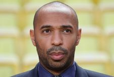 AS Monaco Copot StatusThierry Henry sebagai Pelatih