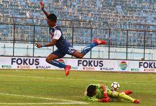 Liga 1, Arema FC Incar Gol Cepat Lawan Persela Lamongan
