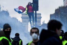 Buntut Kerusuhan di Paris, Empat Laga Ligue 1 Ditunda