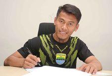Liga 1, Persib Perpanjang Kontrak Ghozali Siregar dan Dedi Kusnandar