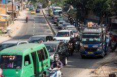 Di Nagreg, Antrean Kendaraan Mengular hingga 15 Kilometer