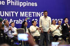 Duterte Batal Kibarkan Bendera Filipina di Laut China Selatan