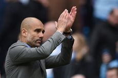 Man City Menang Telak, Pep Guardiola Puji Leicester dan Sergio Aguero
