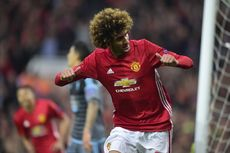 Man United Resmi Lepas Marouane Fellaini ke Klub Liga Super China