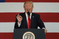 Berita Terpopuler: Trump Kerja 5 Jam Sehari, hingga Salju Tebal Selimuti Sahara