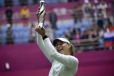 Peringkat Sharapova Meroket setelah Juara Tianjin Terbuka