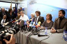 Spanyol Gunakan Langkah Hukum untuk Hentikan Puigdemont