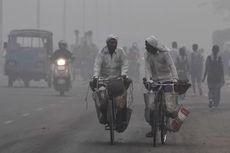 Gagal Atasi Polusi Udara, New Delhi Didenda Rp 50 Miliar