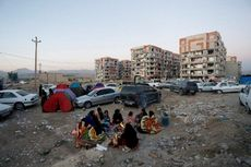 Iran Pernah Alami Gempa Tiga Kali Sepanjang 2003 hingga 2012