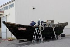 Kapal Korut Terdampar di Jepang, Petugas Temukan 8 Jenazah