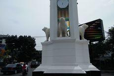 Ridwan Kamil Kritik Tugu Maung Bandung yang Mirip Anjing Laut
