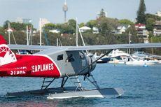 Pesawat Terbang Apung Jatuh di Australia, 6 Tewas