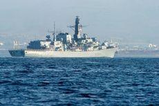 Intensitas Kontak Kapal Perang Inggris dengan Rusia Terus Meningkat
