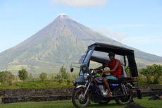 Gunung Mayon di Filipina Siap Meletus, 12.000 Penduduk Dievakuasi