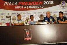 Urusan Lapangan Latihan, Mario Gomez Sebut Persib Tak Profesional
