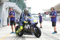 Beda Pendapat Rossi dan Marquez soal Regulasi Ban pada MotoGP 2018