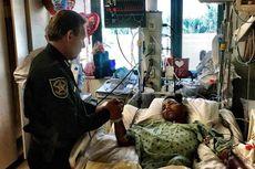 Tertembak 5 Kali Demi Teman, Murid di Florida Jadi Pahlawan