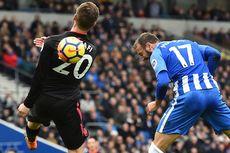 Hasil Liga Inggris, Arsenal Kalah 1-2 di Kandang Brighton
