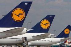 Aksi Mogok Karyawan, 800 Penerbangan Lufthansa Dibatalkan