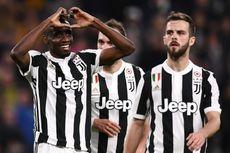 Hasil Liga Italia, Juventus Unggul 4 Angka atas Napoli