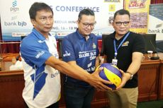 Bandung Jadi Tuan Rumah Seri III Putaran II Proliga 2018