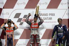 Juara GP Qatar 2018, Andrea Dovizioso Akui Marc Marquez Lawan Tangguh
