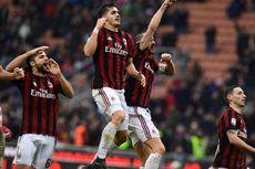 Hasil Liga Italia, Andre Silva Jadi Penentu Kemenangan AC Milan