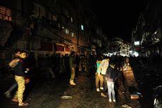 Jelang Hari Ibu di Suriah, Serangan Roket Renggut 35 Korban Jiwa