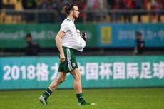 Gelandang Wales Heran Zidane Kerap Cadangkan Bale