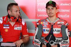 Valentino Rossi Beri Komentar tentang Masa Sulit Lorenzo di Ducati
