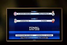 Liverpool Vs AS Roma, Ulangan Final Piala Champions 1984