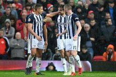 Hasil Liga Inggris, MU Kalah dari West Brom, Man City Dipastikan Juara