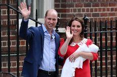 Begini Cara Pangeran William Tanggapi Usulan Nama Anak Ketiganya