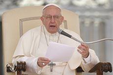 Paus Fransiskus Desak Pemimpin Eropa Empati terhadap Nasib 49 Migran