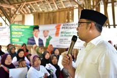Ridwan Kamil Tawarkan Sistem Pertanian Infus Atasi Kekeringan
