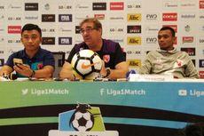 PSM Ditahan Bhayangkara, Rene Alberts Tanggapi Bali United Vs Persija