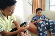 Kena Penyakit Langka Anemia Aplastik, Ghairan Butuh Donor Darah O Plus