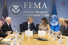 Muncul Bersama, Trump Tepis Rumor Absennya Melania Selama Sebulan