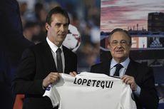 Lopetegui Pelatih Terburuk Real Madrid dalam 27 Tahun Terakhir
