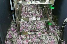 Tikus di India Gerogoti Uang Rp 250 Juta dalam Mesin ATM