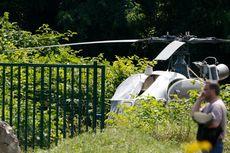 Berita Populer: Penjahat Kabur dari Penjara Pakai Helikopter, hingga Penumpang