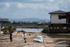 Polisi Jepang Tangkap Perusak Mesin ATM di Area Banjir