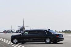 Bertemu Trump di Helsinki, Putin Bawa Mobil Kepresidenan Baru