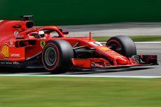 FP1 GP Rusia, Vettel Tercepat, Hamilton Ketiga